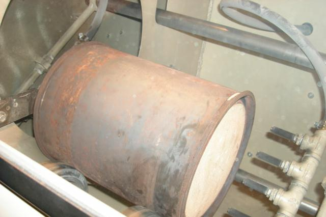 diesel particulate filter cleaning service
